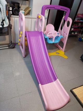 兒童仟秋滑梯