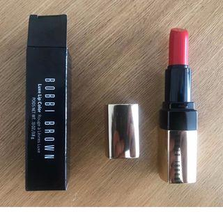 Brand new Luxe Lip Color Bobbi Brown - Color Flame 04