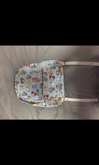 Authentic Tsum tsum bag