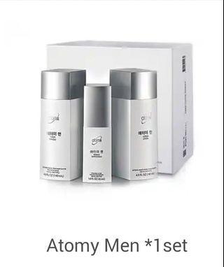 Korea Atomy Men 1set