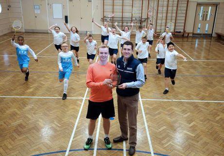 Badminton coaching @ Yishun