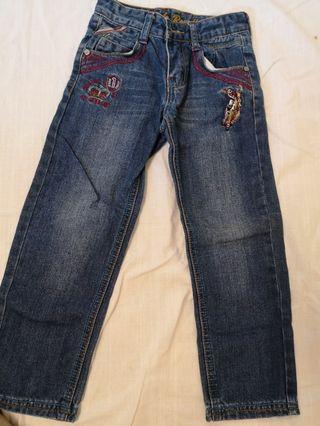 Polo Boy Jeans 3/4t