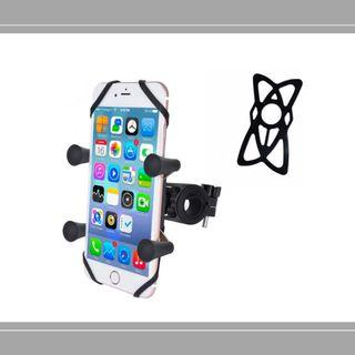 Motorcycle Handphone Holder - Universal X Grip