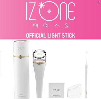 [PO] IZONE OFFICIAL LIGHTSTICK