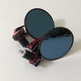 Bar End Side Mirror Motorcycle