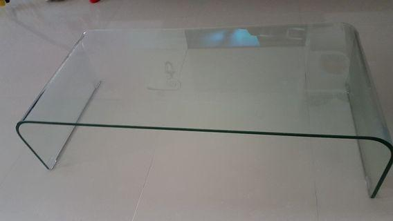 🚚 <Almost new>Glass Coffee Table