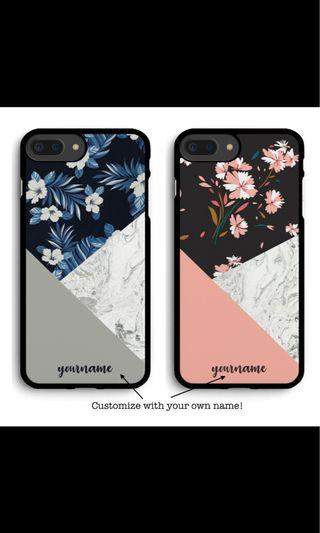 iphone 7 + iphone 8+ phone case