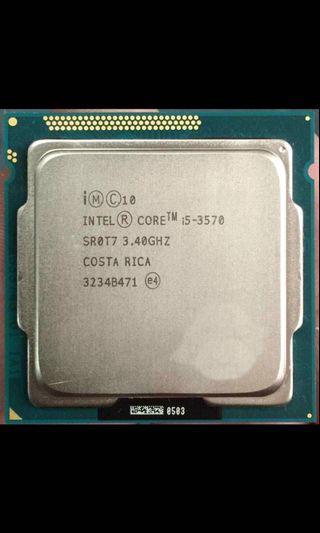 Intel I5 3570
