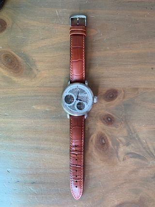 Hand Wound Mechanical Watch
