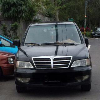 2002 幸福力 休旅車 savrin