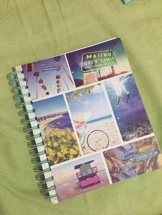 Typo Notebook A5 240 Pages