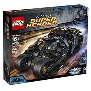 LEGO Superheroes 76023 The Tumbler Limited Edition