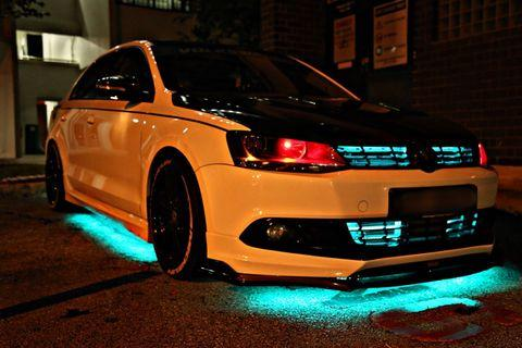 Car Undercarriage Lighting