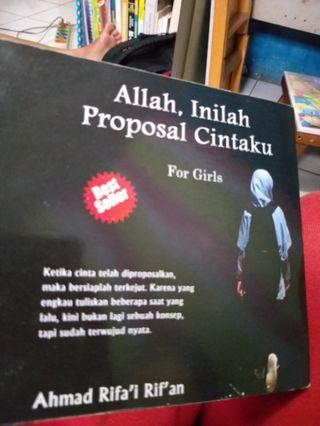 Allah Inilah Proposal Cintaku