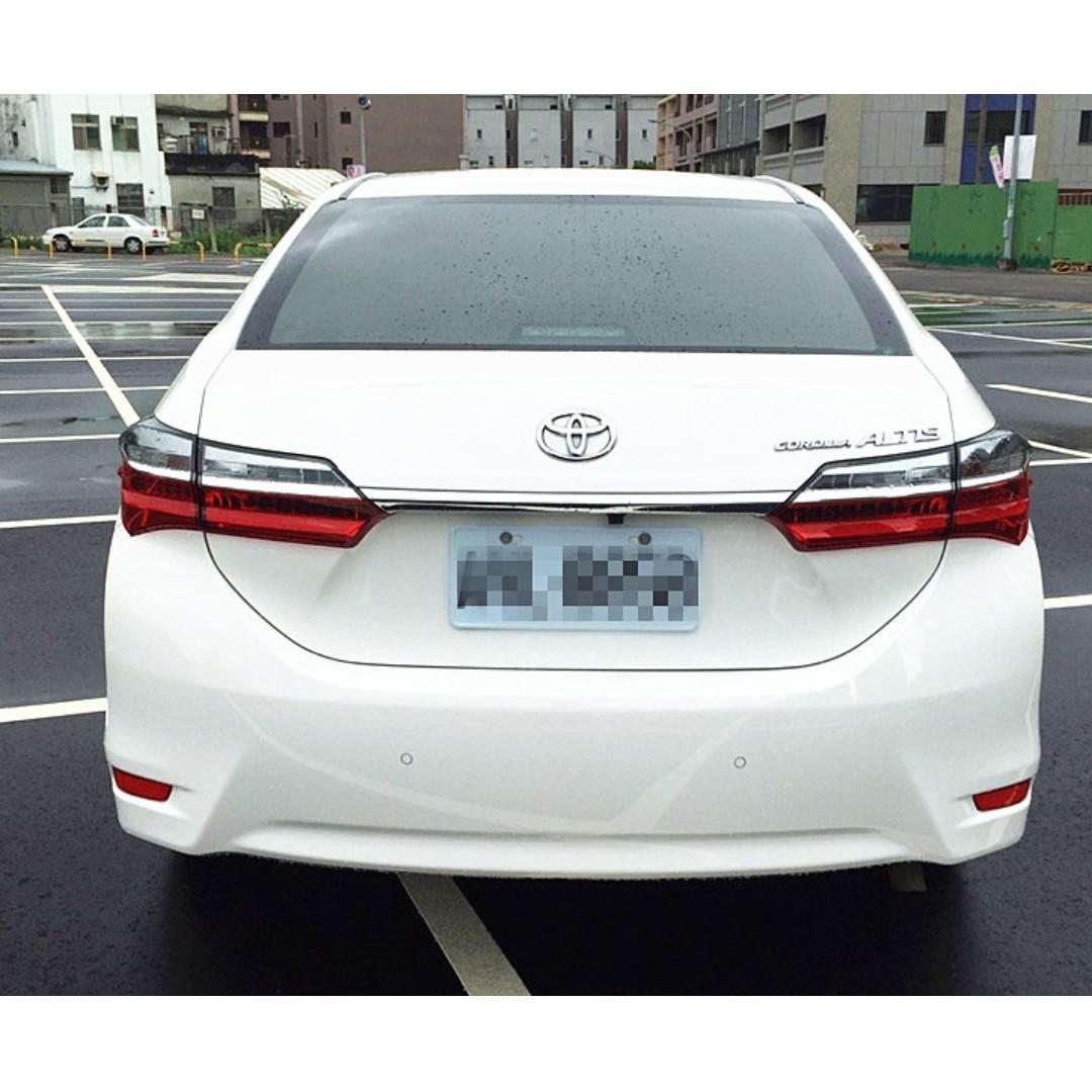 17 Toyota ATILS 2.0 白『阿賢精選車坊』賞車專線:0908169110