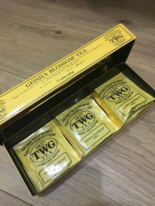 🚚 TWG茶包(4包blossom)