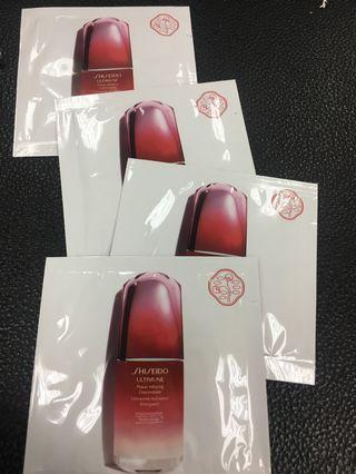 $5/1.5ml/Shiseido Ultimune Power Infusing Concentrate