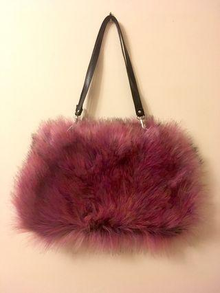 Brand New Pretty Little Thing Fluffy Shoulder Bag