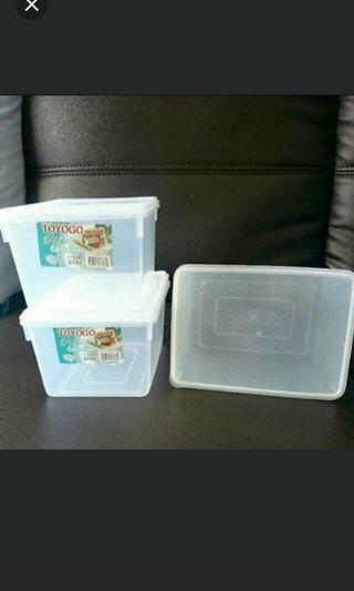 Toyogo Plastic Container