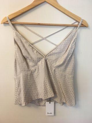 Brand New Bardot Cami Top