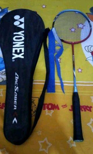 Raket badminton yonex arcsaber fb murah ringan berkualitas