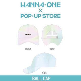 🚚 WANNA ONE CAP