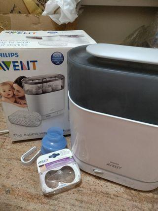 🚚 Avent Sterilizer to bless
