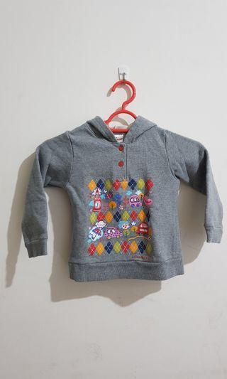 Sweater Baby Grey