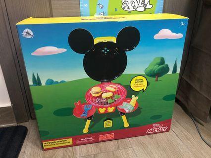 迪士尼米奇BBQ玩具
