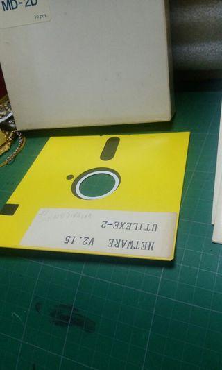 🚚 67.早期磁碟片9片