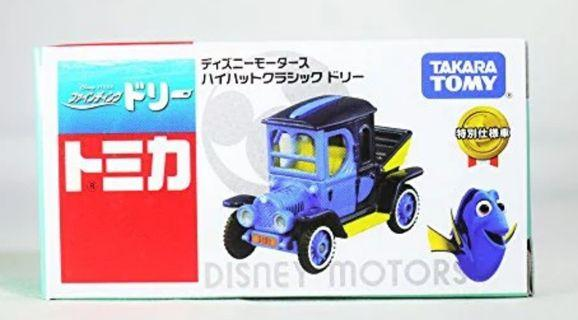 Dory Tomy Finding Dory 車