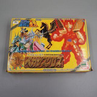 80年代原裝日本版聖鬥士星矢黃金戰衣
