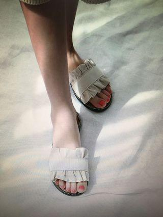 女裝平底涼鞋