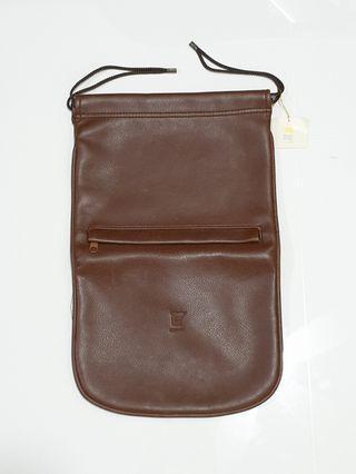 Original Braun Buffel SIA Leather Shoe Bag (H40cm × W25.5cm)