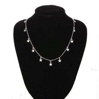 [PO] Star Choker Necklace (brandy melville inspired)