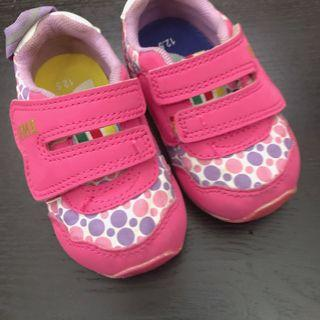 🚚 二手imfe女寶鞋12.5公分