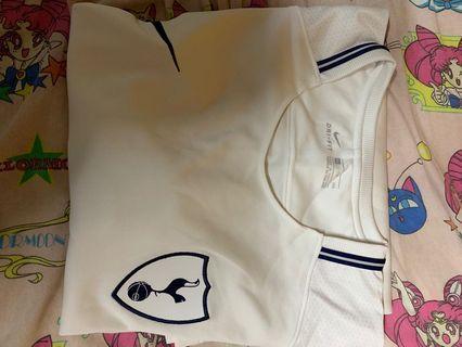 熱刺球衣,正版白色,從未著過 SizeXXL