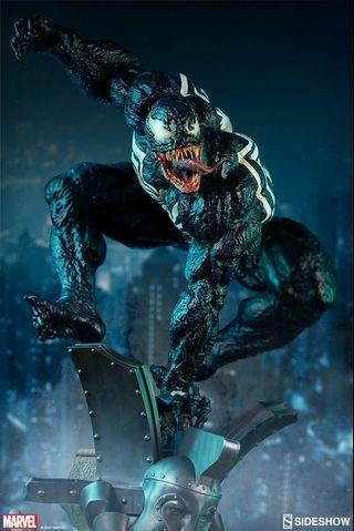 WTS Sideshow Venom Exclusive Premium Format