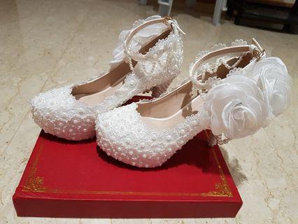 🚚 Wedding Heels / Shoes