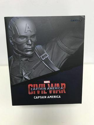 Marvel Captain America Art scale 1/10