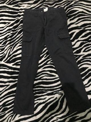 Celana jeans cargo