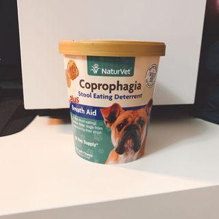 NaturVet Coprophagia Stool Eating Deterrent