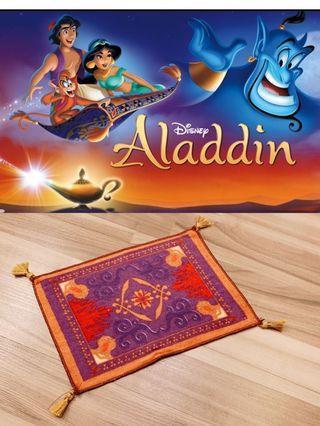 Disney Aladdin Flying Carpet Coaster 阿拉丁飛毯