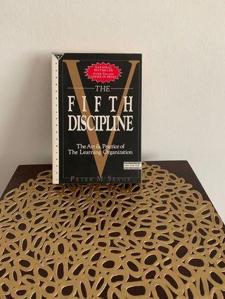 Book: The Fifth Discipline #JuneHoliday30