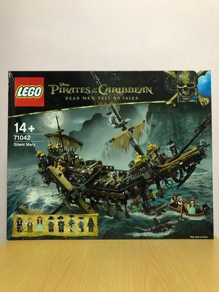 🚚 Lego pirate of the Caribbean 71042