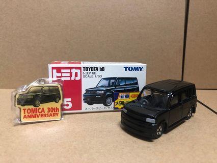 Tomy tomica Toyota bB #5