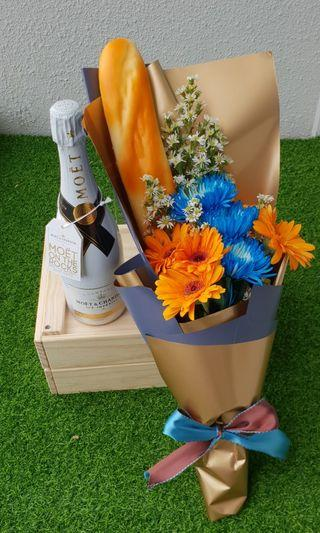 🚚 Novelty Father' Day Bouquet