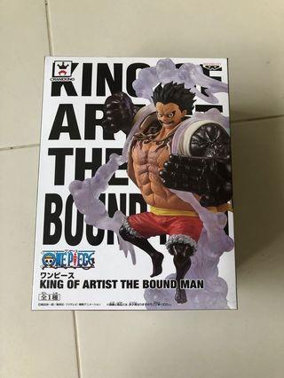 🚚 Banpresto Luffy 4th gear
