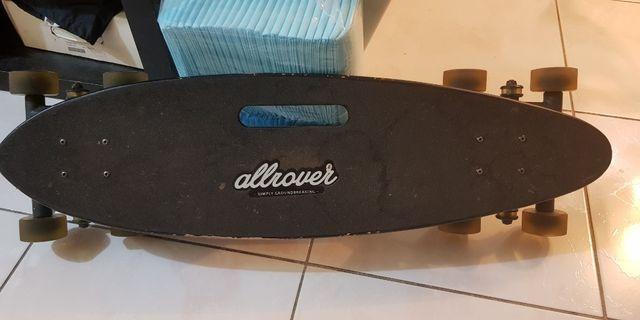 allrover滑板