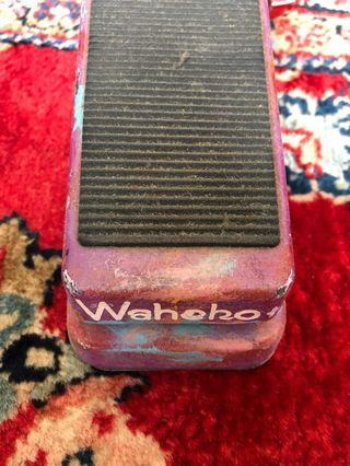 JAM Pedals Wahcko +